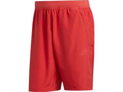 ADIDAS Herren Shorts 3S PERF Braun