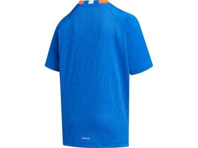 ADIDAS Kinder Shirt B TR TEE GAME Blau