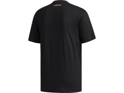 ADIDAS Herren Shirt ESS BR Schwarz