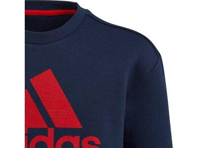 ADIDAS Kinder Sweatshirt A SPACER CW Blau