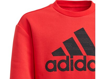 ADIDAS Kinder Sweatshirt JB A SPACER CW Rot