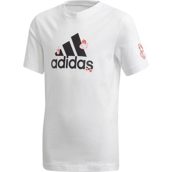 ADIDAS Herren T-Shirt Collegiate