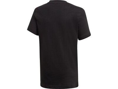 ADIDAS Kinder Shirt JB SPACER GFX T Schwarz