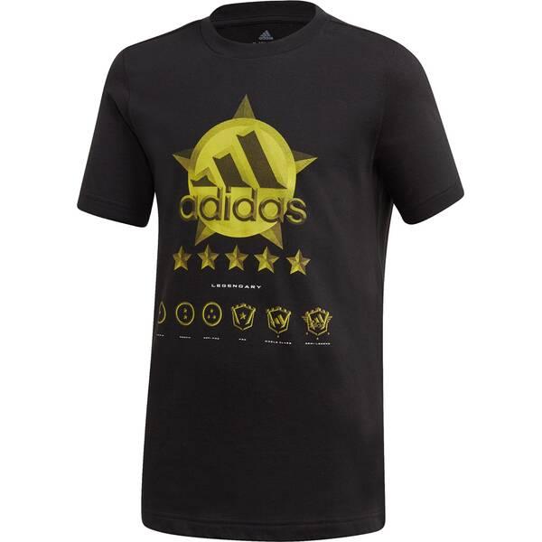 ADIDAS Kinder Shirt JB SPACER GFX T