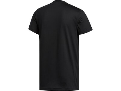 ADIDAS Herren Shirt DAME LOGO Schwarz