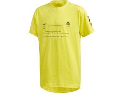 adidas Jungen Must Haves T-Shirt Gelb