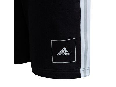adidas Jungen Shorts Schwarz