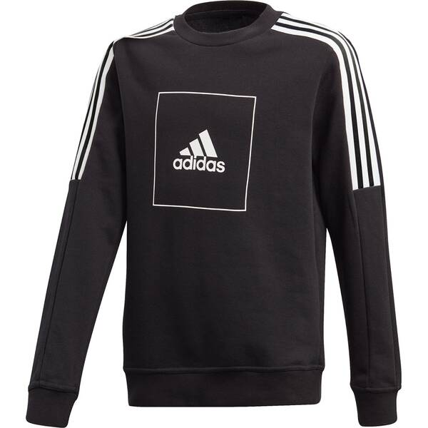 adidas Jungen adidas Athletics Club Crew Sweatshirt