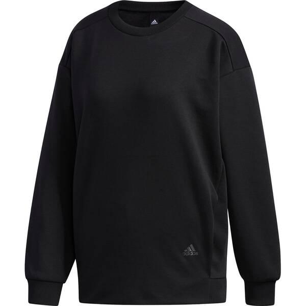 ADIDAS Damen Sweatshirt W MHE SWT CRE