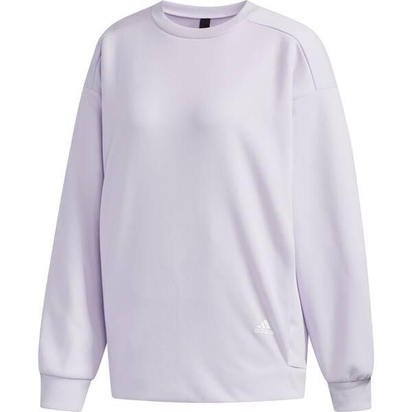 ADIDAS Damen Sweatshirt MHE SWT CRE