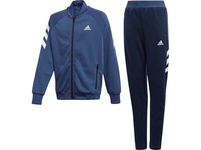 ADIDAS Kinder Sportanzug XFG Blau