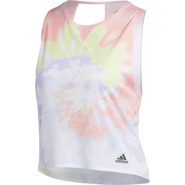 adidas Damen Own the Run Santa Monica Tanktop