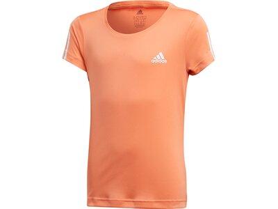 adidas Mädchen Equipment T-Shirt Braun
