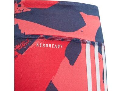 adidas Mädchen Equipment 3/4-Tight Rot