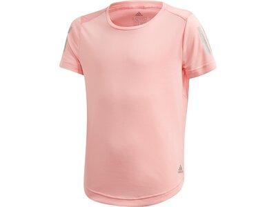 ADIDAS Kinder Shirt OT RUN Rot