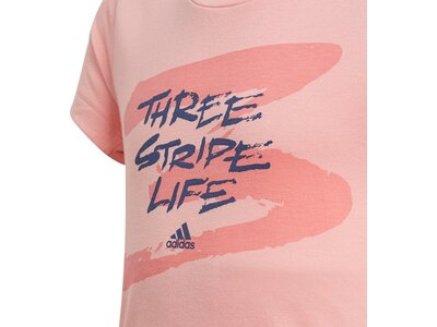 adidas Mädchen Prime T-Shirt Pink