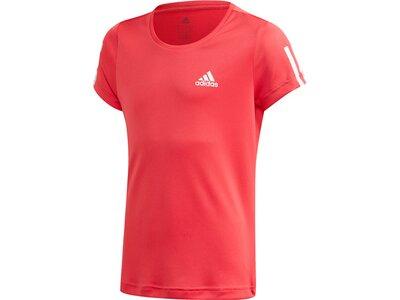 adidas Mädchen Equipment T-Shirt Rot