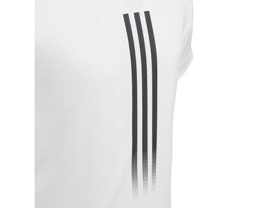 adidas Mädchen AEROREADY T-Shirt Grau