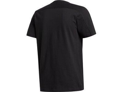 ADIDAS Herren Shirt BB Schwarz
