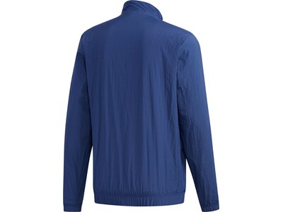 adidas Herren Favorites Trainingsjacke Blau