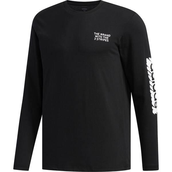 ADIDAS Herren Shirt SCRBL LS T