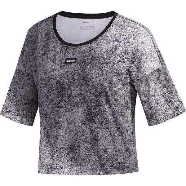 ADIDAS Damen Shirt W WMN CROP T