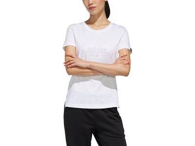 ADIDAS Damen Shirt ADI CLOCK T Pink