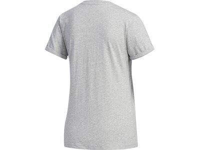 ADIDAS Damen Shirt BIG GFX T Silber