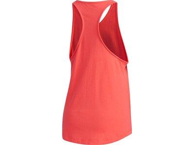 ADIDAS Damen Shirt VERTICAL TK Rot