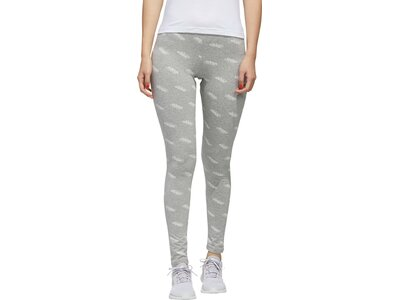 ADIDAS Damen Tight FAV Grau