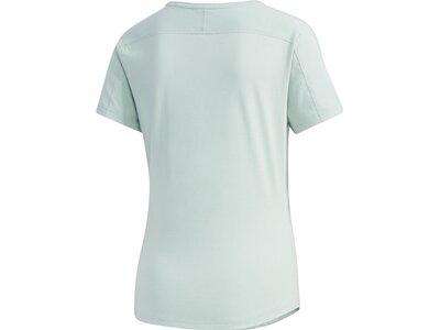ADIDAS Damen Shirt BB T Silber