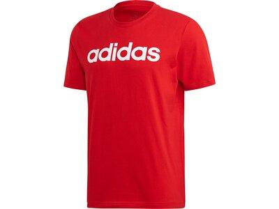 ADIDAS Herren Shirt E LIN TEE Rot