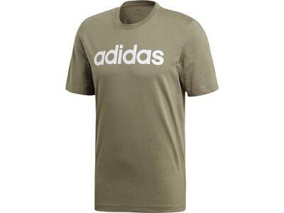 ADIDAS Herren Shirt E LIN Grau