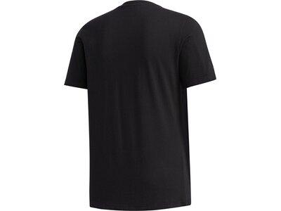 ADIDAS Herren Shirt STDM GR T Schwarz