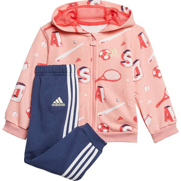 adidas Kinder Graphic Jogginganzug