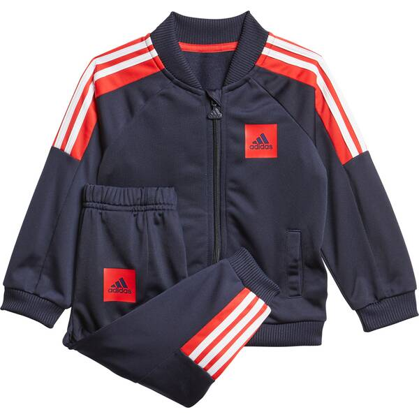 ADIDAS Kinder Sportanzug I SHINY TS