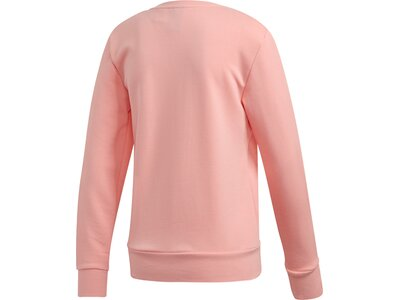ADIDAS Damen Sweatshirt E LIN Pink