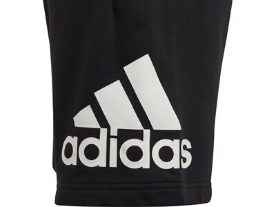 adidas Jungen Must Haves Badge of Sport Shorts Schwarz