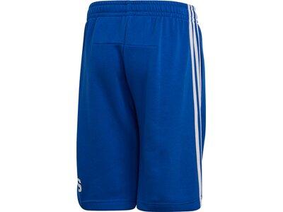 adidas Jungen Must Haves Badge of Sport Shorts Blau