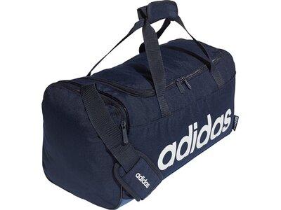 ADIDAS Tasche LIN DUFFLE S Blau