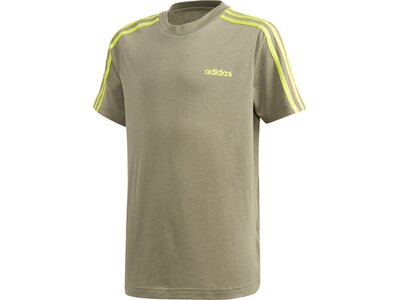 ADIDAS Kinder Shirt E 3S Grau