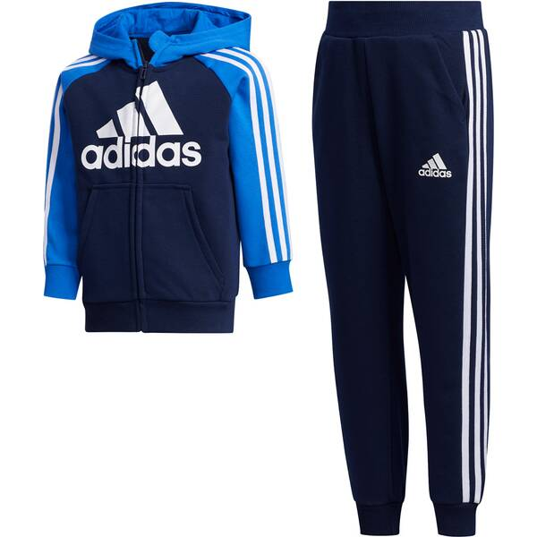 ADIDAS Kinder Trainingsanzug French