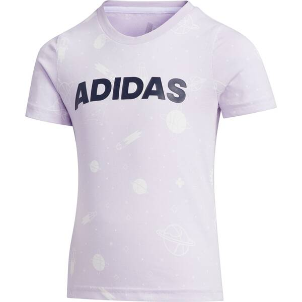 adidas Kinder Style Sommer T-Shirt