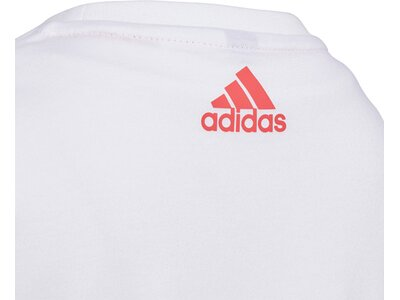 ADIDAS Kinder Shirt LG UR SS Grau