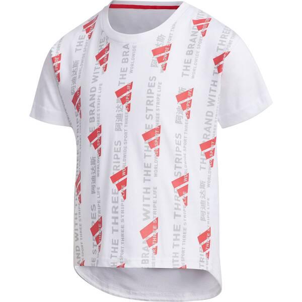 ADIDAS Kinder Shirt LG UR SS