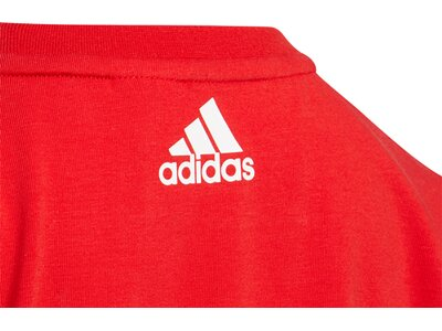 adidas Kinder Graphic Trainingsanzug Schwarz