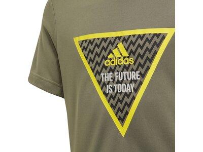 adidas Jungen XFG T-Shirt Grau