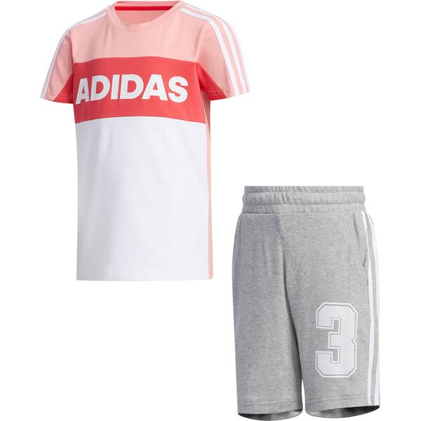 adidas Kinder Graphic Trainingsanzug