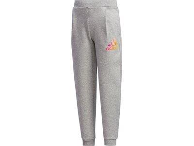 ADIDAS Kinder Sporthose LG ST FT Grau