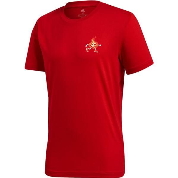 ADIDAS Herren Shirt 8-Bit Platform